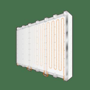 Variotherm Droogbouw Wandverwarming met gipsplaat voor op regelwerk of metal stud