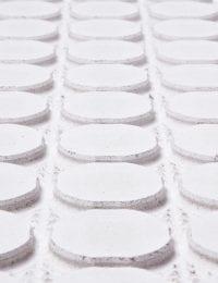 Variotherm Variokomp droogbouw vloerverwarming gipsvezel / fermacell kompaktplaat noppenplaten