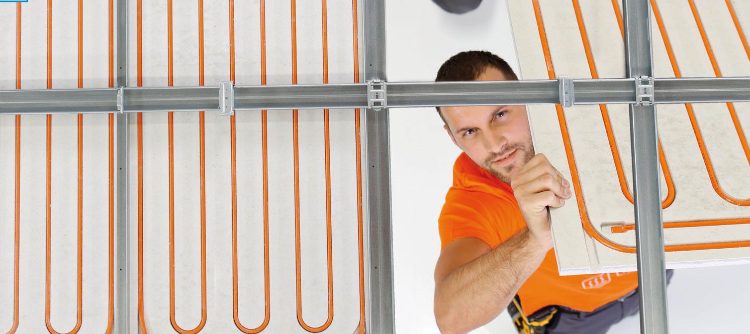 Koelplafonds voor koel, gezond en energiezuinig binnenklimaat