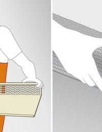 Variotherm plintverwarming installeren en monteren