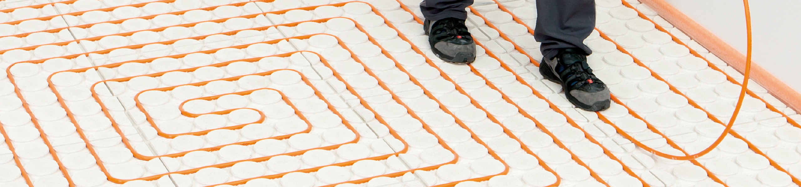 Lage opbouw vloerverwarming voor optimaal binnenklimaat